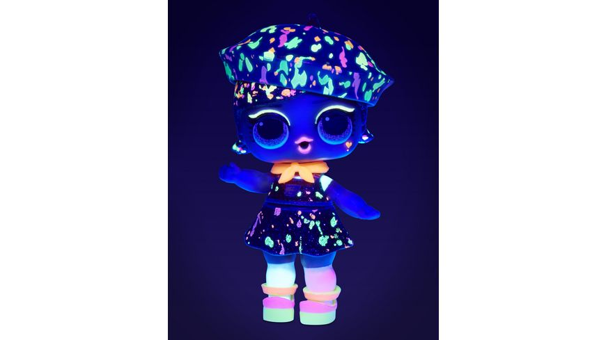 L O L SURPRISE Lights Glitter Series
