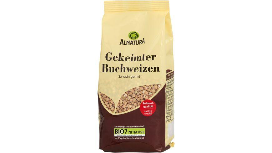 Alnatura Gekeimter Buchweizen 200G