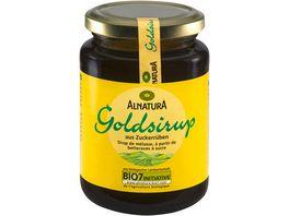 Alnatura Goldsirup Zuckerruebe