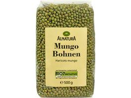Alnatura Mungobohnen