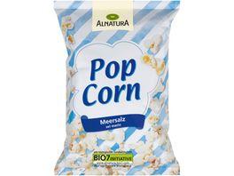 Alnatura Popcorn Meersalz