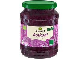 Alnatura Rotkohl