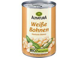 Alnatura Bio Weisse Bohnen