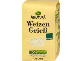 Alnatura Bio Weizengriess
