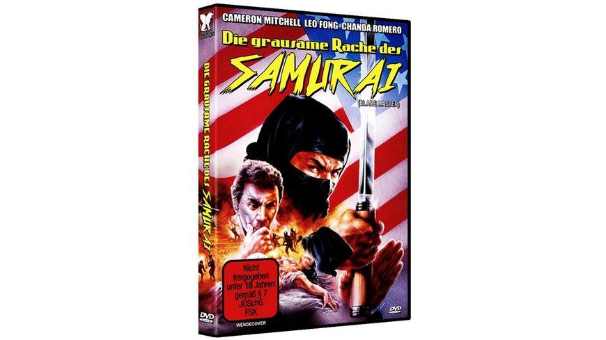 Die grausame Rache des Samurai
