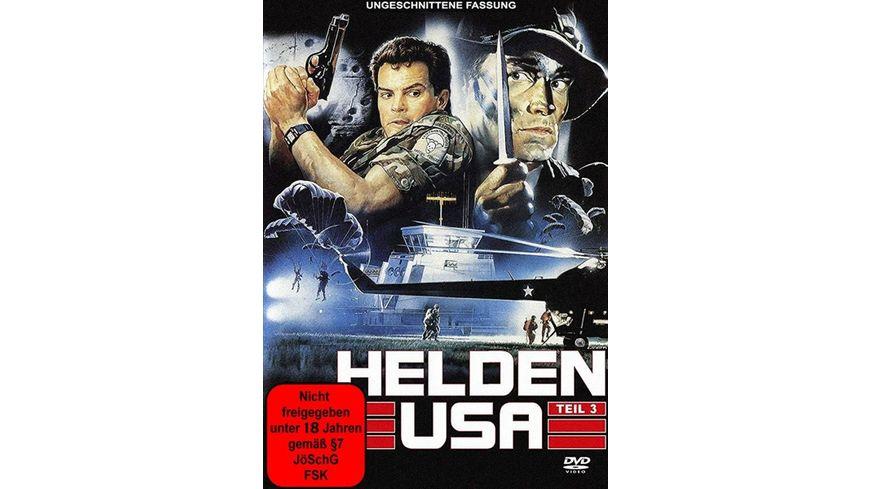 Helden USA 3 ungeschnittene Fassung