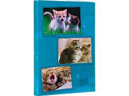 Heftbox A4 Katze