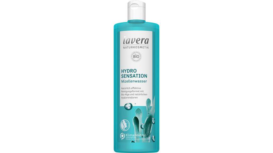 lavera Hydro Sensation Mizellenwasser