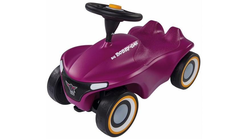 BIG BIG BOBBY CAR Neo Aubergine