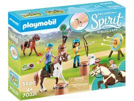PLAYMOBIL 70331 Spirit Riding Free Abenteuer im Freien
