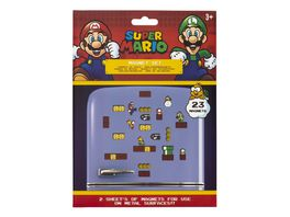 Super Mario Magnet Set