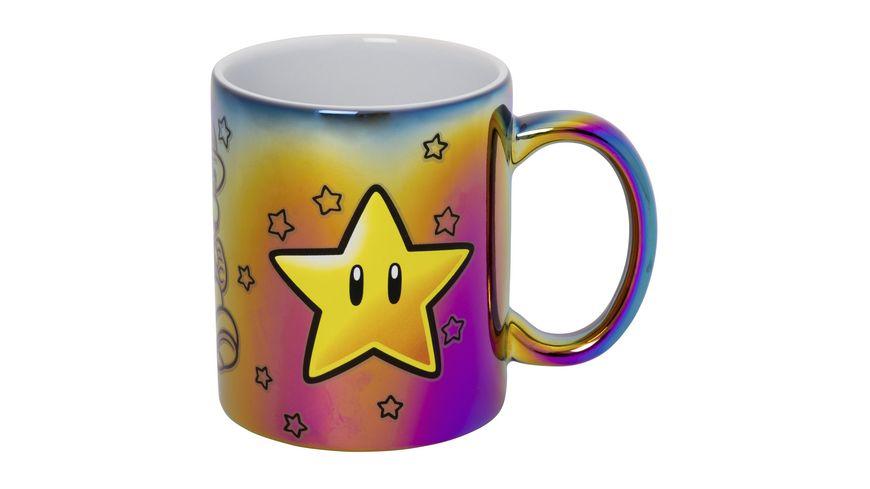 Super Mario Tasse Star Power 315 ml