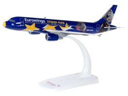 Herpa 611695 Eurowings Airbus A320 Europa Park D ABDQ