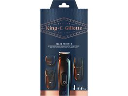 King C Gillette Rasierer King C Elektrischer Barttrimmer