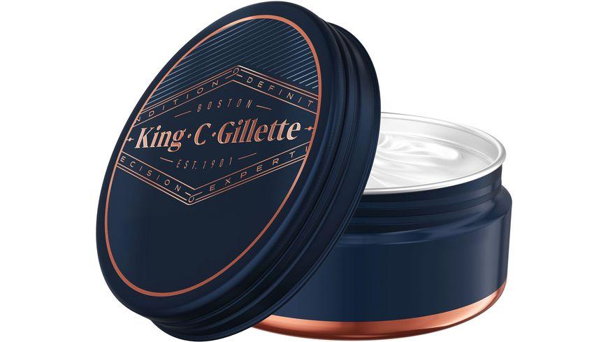 King C Gillette Bartbalsam