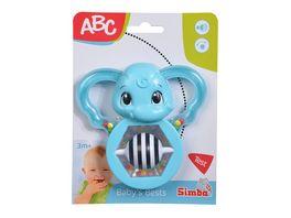 Simba ABC Spiegelelefant