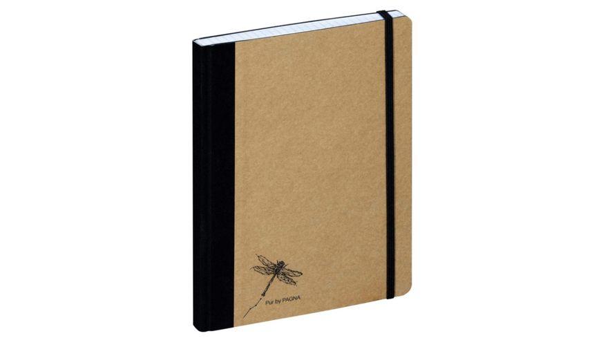 PAGNA Notizbuch A5 Pur natur