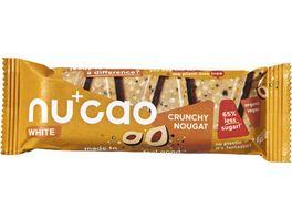 Nucao White Crunchy Nougat