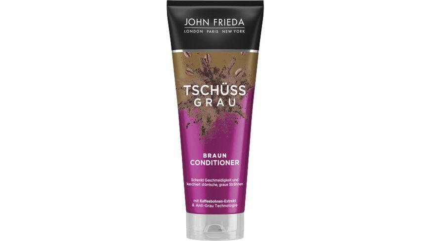 John Frieda Tschuess Grau Braun Conditioner