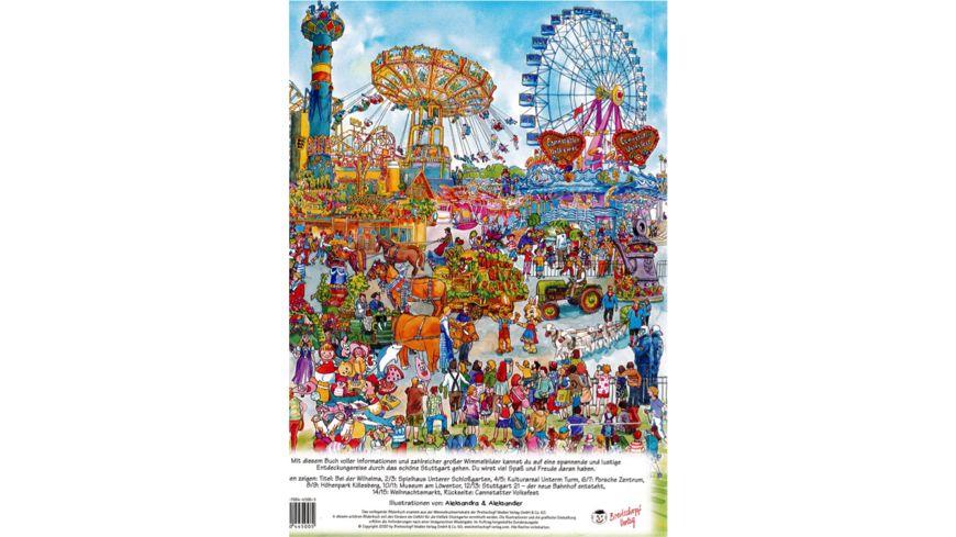 Mein grosses Stuttgart Wimmelbuch