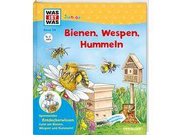 WAS IST WAS Junior Band 34 Bienen Wespen Hummeln