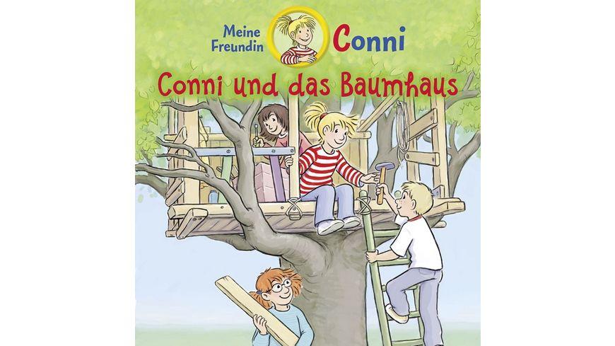 61 Conni Und Das Baumhaus