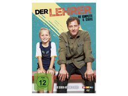 Der Lehrer Die komplette 8 Staffel 3 DVDs