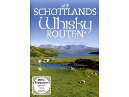 Auf Schottlands Whisky Routen