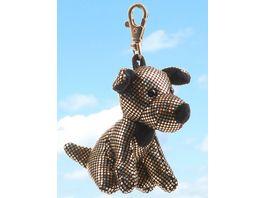 Rudolf Schaffer Collection Anhaenger Glitz Glamour Terrier