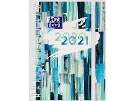 Oxford Schuelerkalender 2020 2021 Spirit 12x18cm