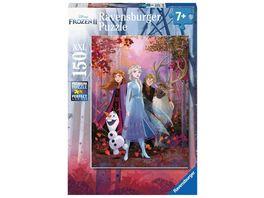 Ravensburger Puzzle Frozen Ein fantastisches Abenteuer 150 XXL Teile