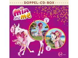 Mia and me Doppel Box Folgen 1 2 Hoerspiele