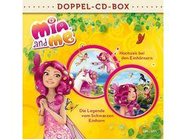 Mia and me Doppel Box Zwei Hoerspiele zum Buch