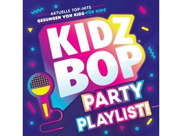 Kidz Bop Party Playlist CD Abloeseversion