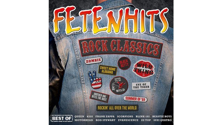 Fetenhits Rock Classics-Best Of