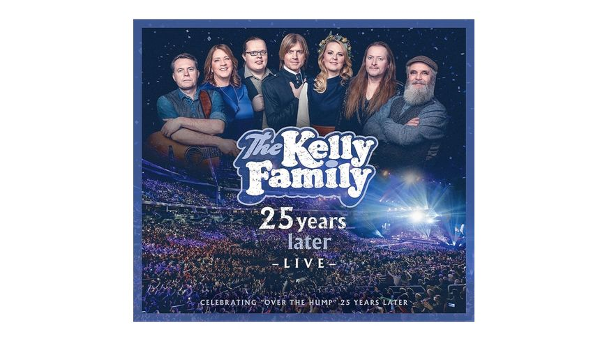 25 Years Later Live Deluxe Edition