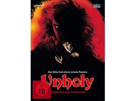 Unholy Daemonen der Finsternis uncut Mediabook DVD