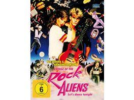 Voyage of the Rock Aliens Mediabook Cover B Limited Edition DVD Bonus DVD