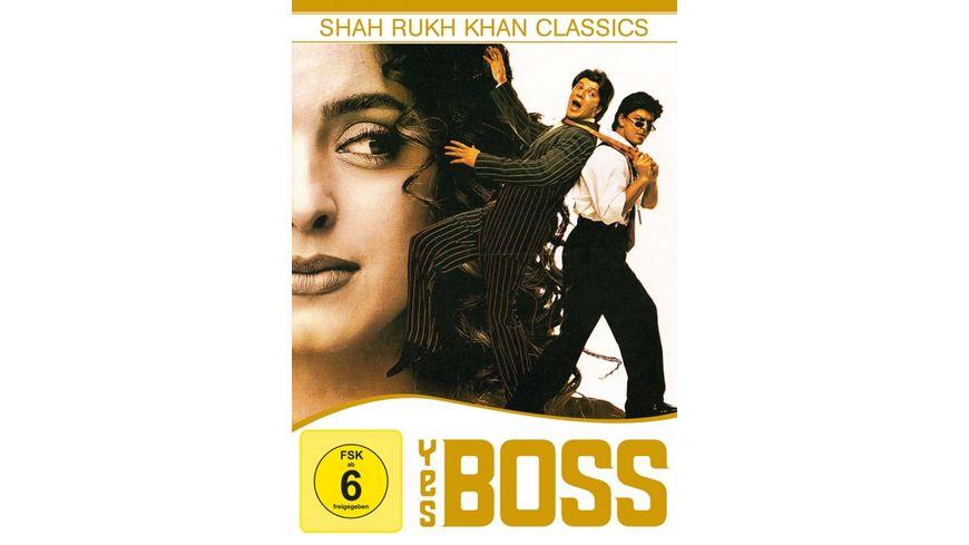 Yes Boss (Shah Rukh Khan Classics) (+ Bonus-DVDs)