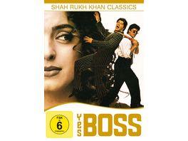 Yes Boss Shah Rukh Khan Classics Bonus DVDs