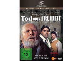 Tod oder Freiheit frei nach Friedrich Schillers Die Raeuber Filmjuwelen