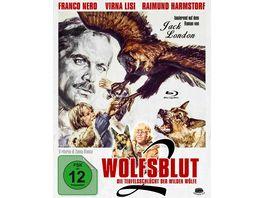 Wolfsblut 2 Teufelsschlucht der wilden Woelfe inkl Schuber