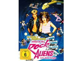Voyage of the Rock Aliens Mediabook Cover A Limited Edition DVD Bonus DVD