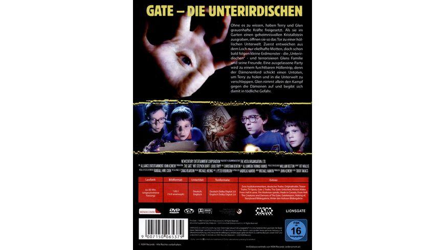Gate Die Unterirdischen