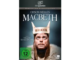 Macbeth Filmjuwelen 2 DVDs