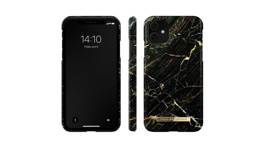 IDEAL OF SWEDEN Fashion Case iPhone 11 XR Port Laurent Marble