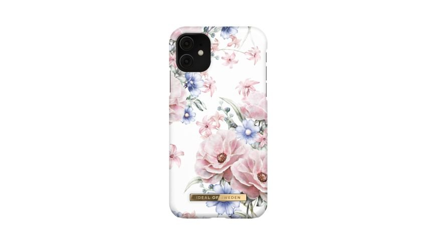 IDEAL OF SWEDEN Fashion Case iPhone 11 XR Floral Romance