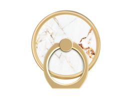 IDEAL OF SWEDEN Magnetic Ring Mount Carrara Gold