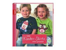 Coole Kinder Shirts selbst gestalten mit CD ROM