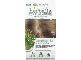 GARNIER Color Herbalia Dunkelblond 100 pflanzliche Haarfarbe